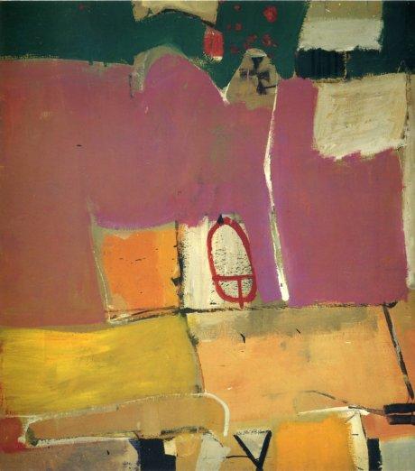 Richard Diebenkorn - Albuquerque No. 4