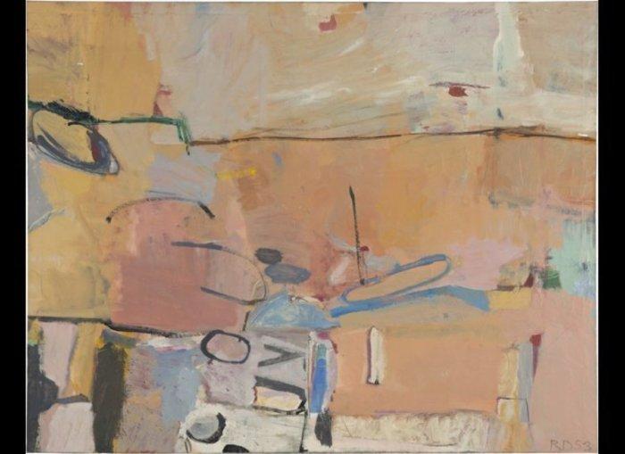 Richard Diebenkorn - Berkeley No. 3
